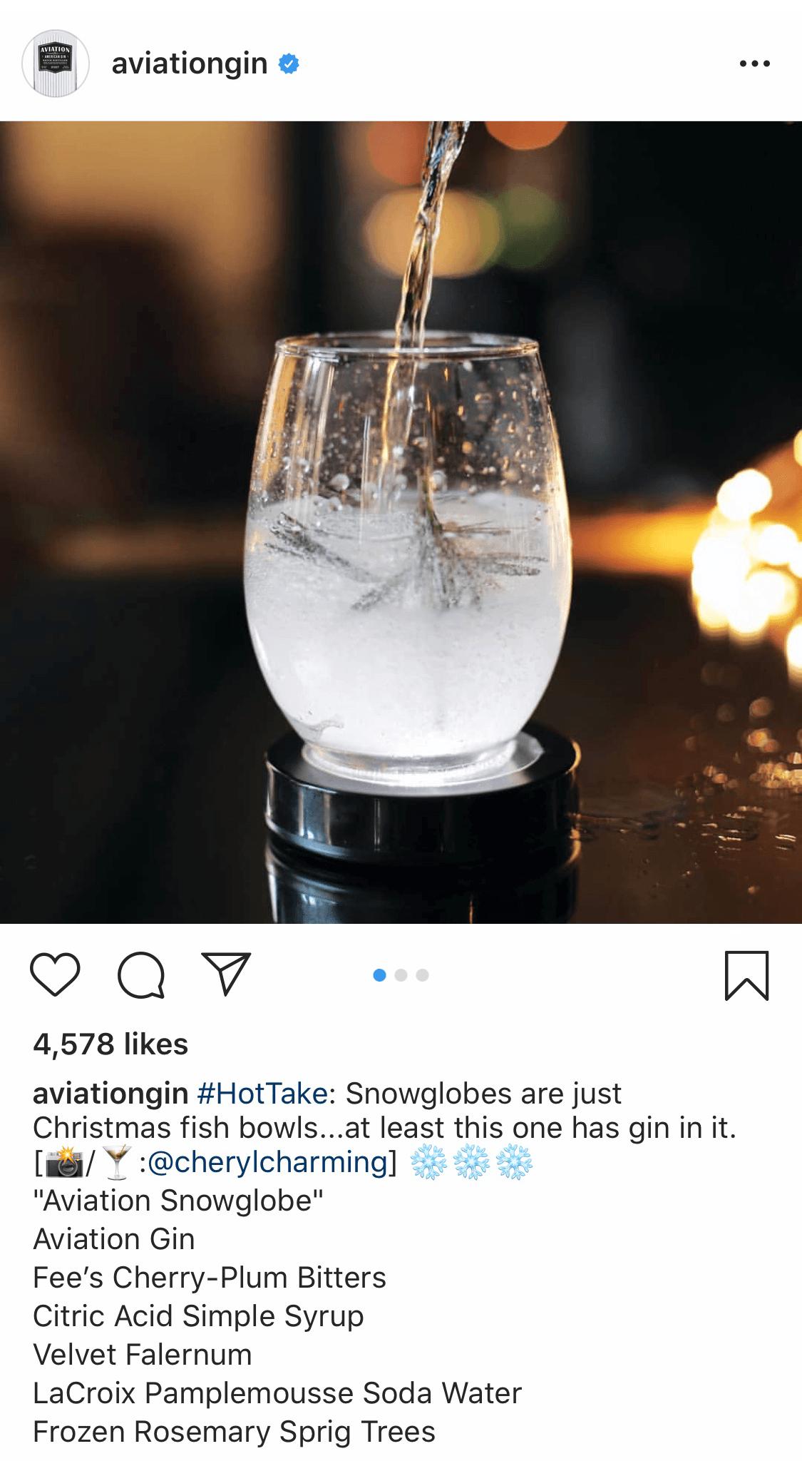 @aviationgin Instagram post