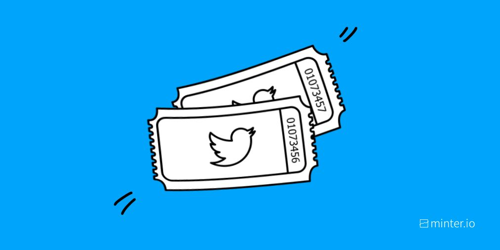 Twitter's Ticketed Spaces means more money for hosts - Minter.io Blog